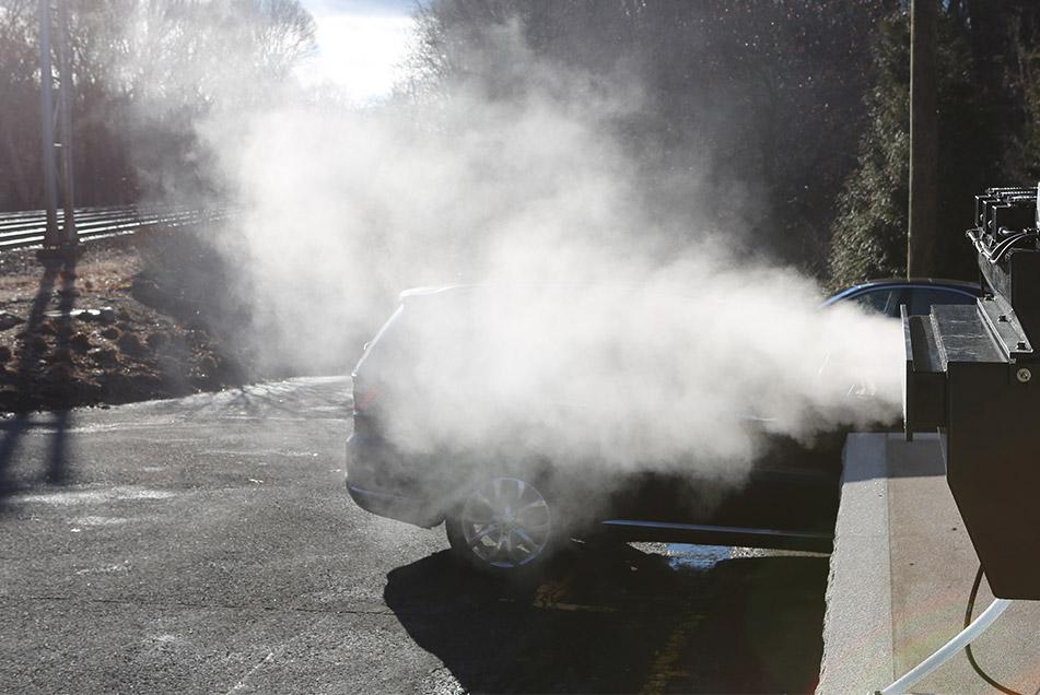 PENNFog HPFS Fog Demo 951