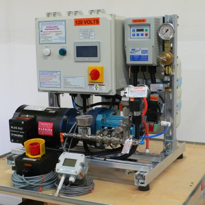 Cold Fog HPV PPE Disinfection System